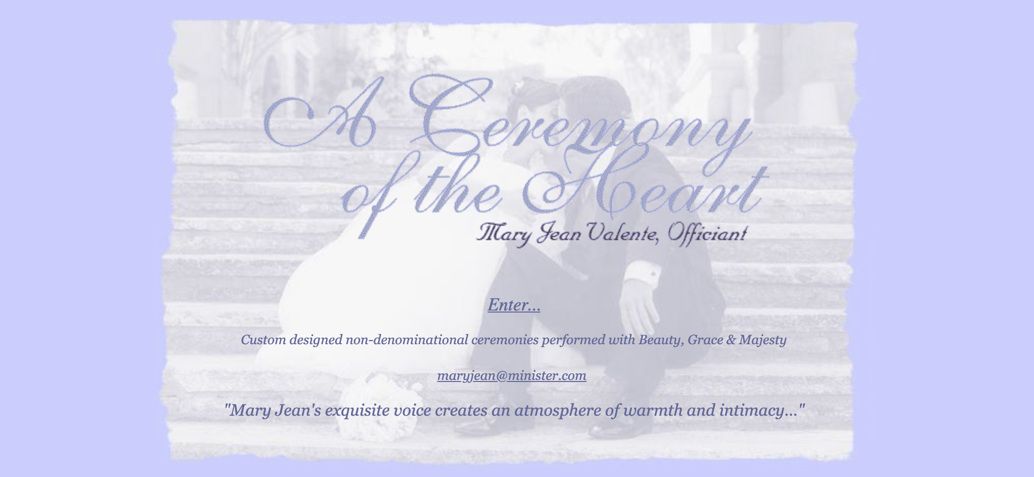 A Ceremony of the Heart Wedding Officiant Los Angeles